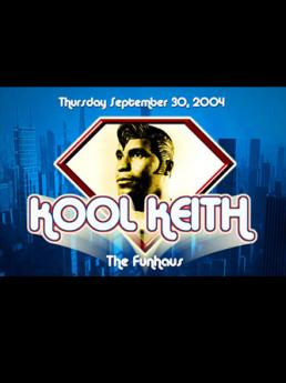 AONE presents Kool Keith
