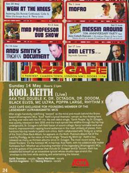 AONE w/ Kool Keith (London | 2005)