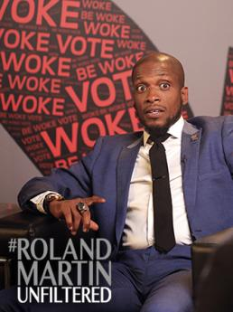 Ali Siddiq - Be Woke - Roland Martin - Unfiltered - Hyper Engine
