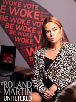 Zulay Henao - Be Woke - Roland Martin - Unfiltered - Hyper Engine